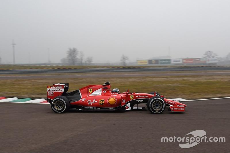 Antonio Giovinazzi, tercer piloto de Ferrari