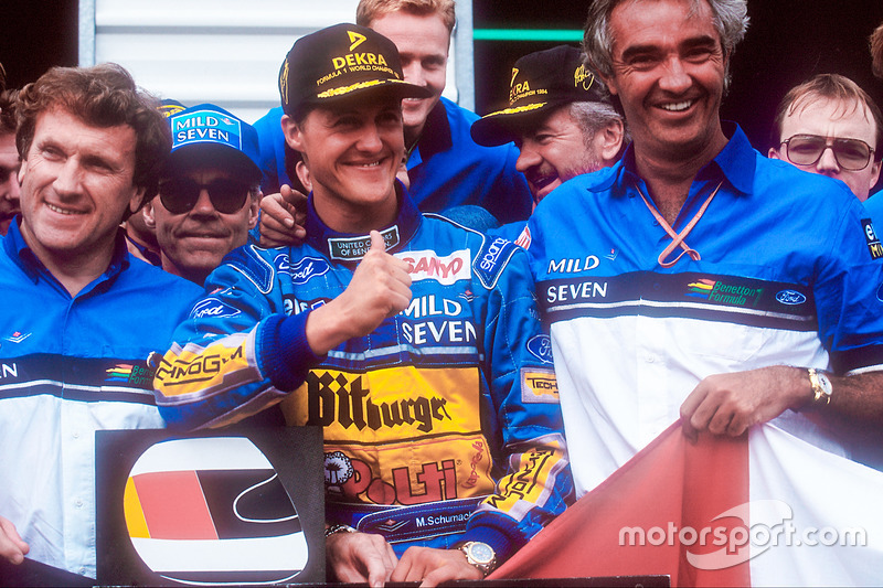 F1 Los récords  de Michael Schumacher en Fórmula 1