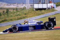 Штефан Беллоф, Tyrrell 014