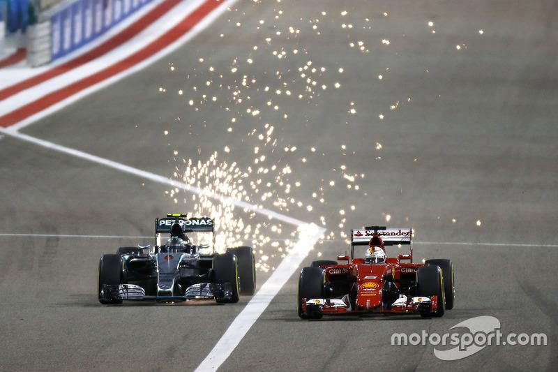 F1, Sakhir 2015: Nico Rosberg, Mercedes F1 W06