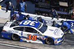 David Ragan, Front Row Motorsports, Ford
