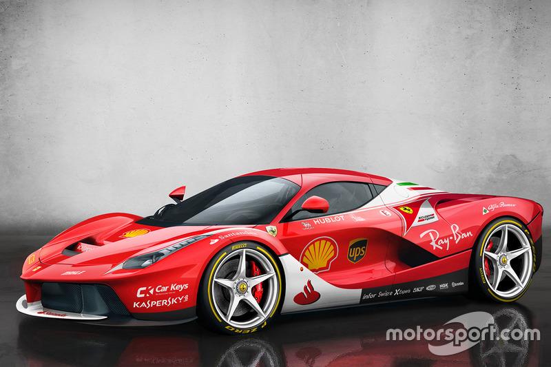 LaFerrari / Scuderia Ferrari