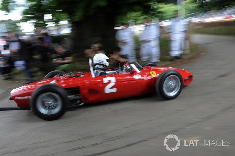 Dere Hill Ferrari 156