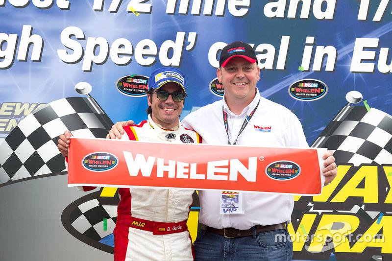 Borja Garcia, Racers Motorsport, Paul Garner, Whelen Europe