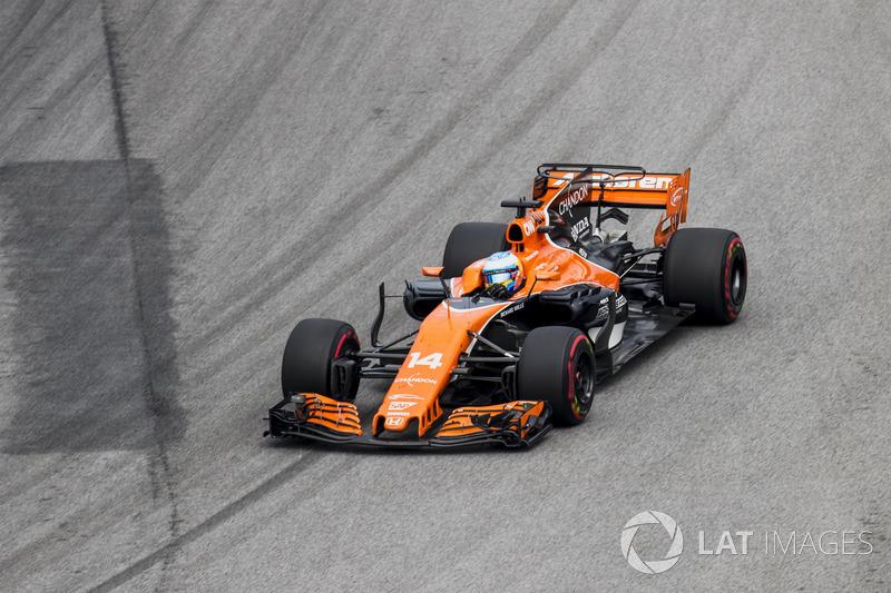 McLaren MCL32 (2017)