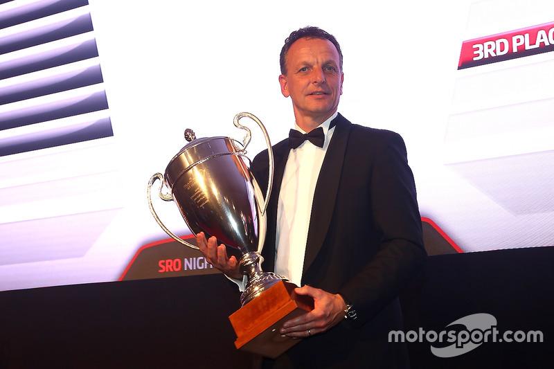 2016 Endurance Cup AM Cup equipos, AKKA ASP, segundo lugar