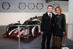 WEC champion Romain Dumas, Porsche Team and wife Elysia