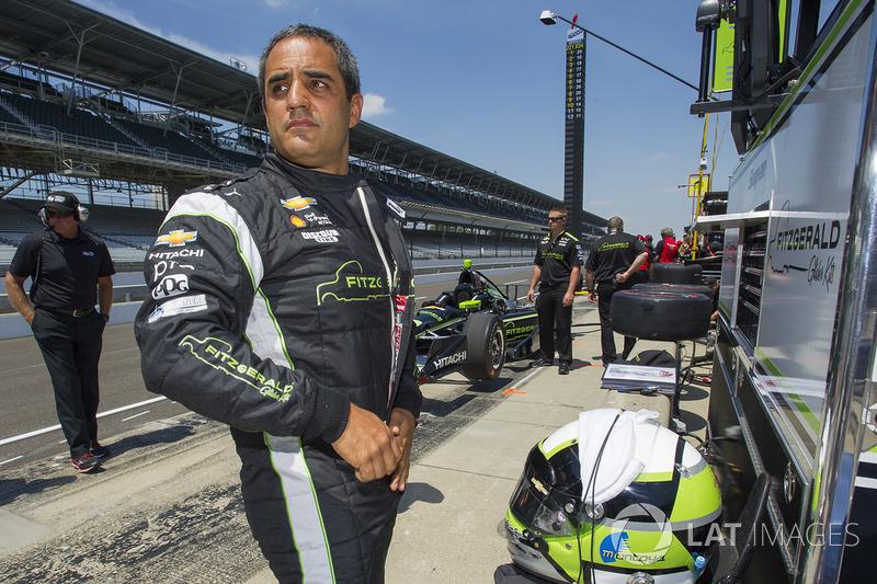 #22 Juan Pablo Montoya, Team Penske / Chevrolet