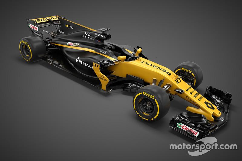 2017: Renault Sport F1 Team RS17
