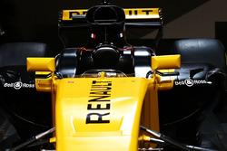 Renault RS17: Cockpit