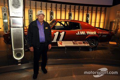 2014 NASCAR Hall of Fame induction