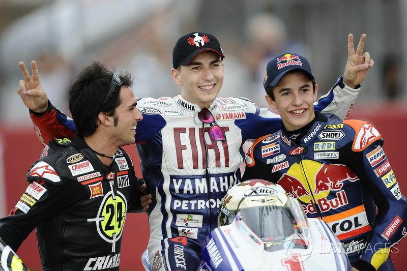 #5: Jorge Lorenzo (2010, Yamaha)