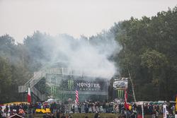 Monster Energy atmosphere