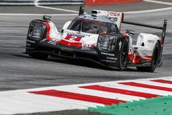 Mark Webber, Porsche 919