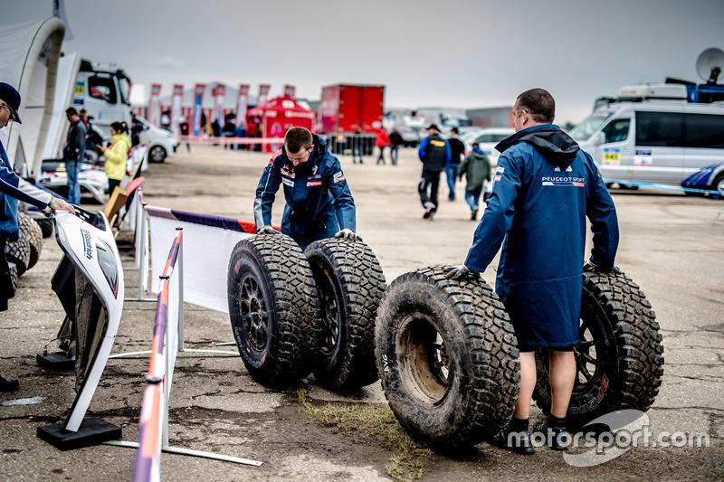 Teammitglieder: Peugeot Sport