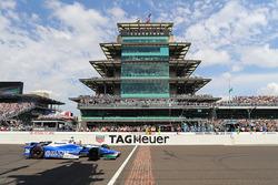 Takuma Sato, Andretti Autosport Honda se lleva la victoria