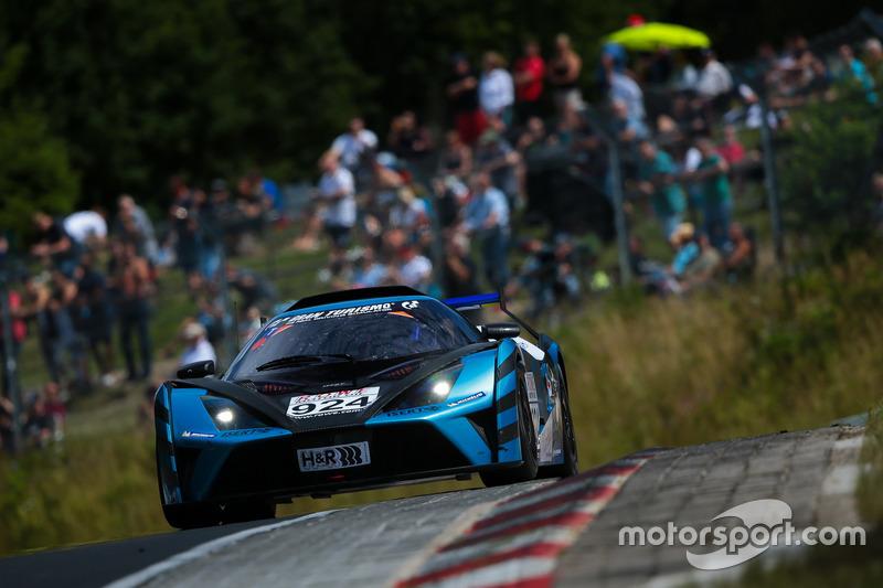 Nils Jung, Florian Wolf, KTM X-Bow GT4