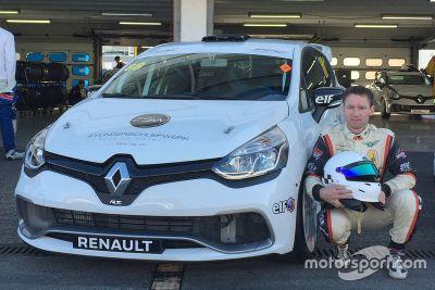 Clio Cup Central Europe: Test a Hockenheim