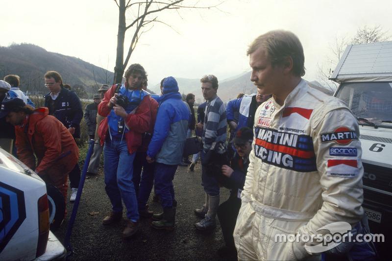 "<img class=""ms-flag-img ms-flag-img_s1"" title=""Finland"" src=""https://cdn-0.motorsport.com/static/img/cf/fi-3.svg"" alt=""Finland"" width=""32"" /> Juha Kankkunen, Champion du monde WRC en 1986, 1987, 1991 et 1993"
