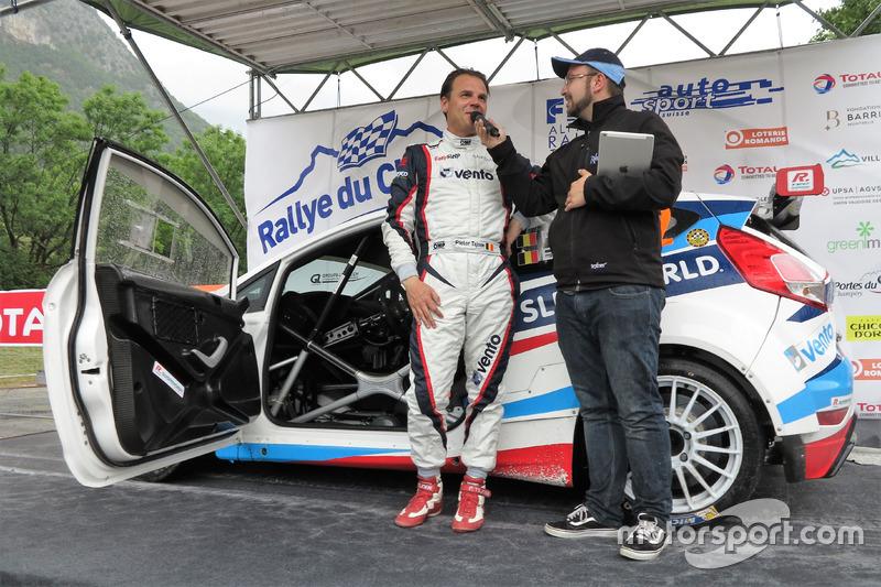 Peter Tjsoen, Ford Fiesta R5, J Motorsport