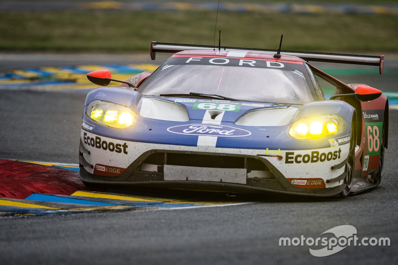 2. LMGTE-Pro: #68 Ford Chip Ganassi Racing, Ford GT