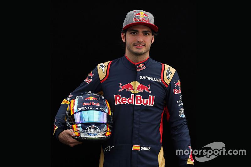 #55 Carlos Sainz, Scuderia Toro Rosso