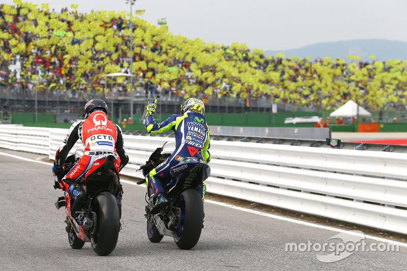 Scott Redding, Pramac Racing, Valentino Rossi, Yamaha Factory Racing