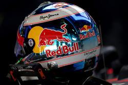 Helm van Daniel Ricciardo, Red Bull Racing