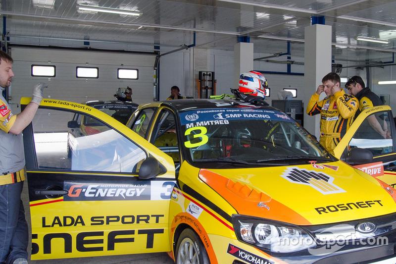 Михаил Митяев, Lada Sport