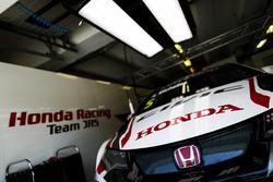 De auto van Norbert Michelisz, Honda Racing Team JAS, Honda Civic WTCC