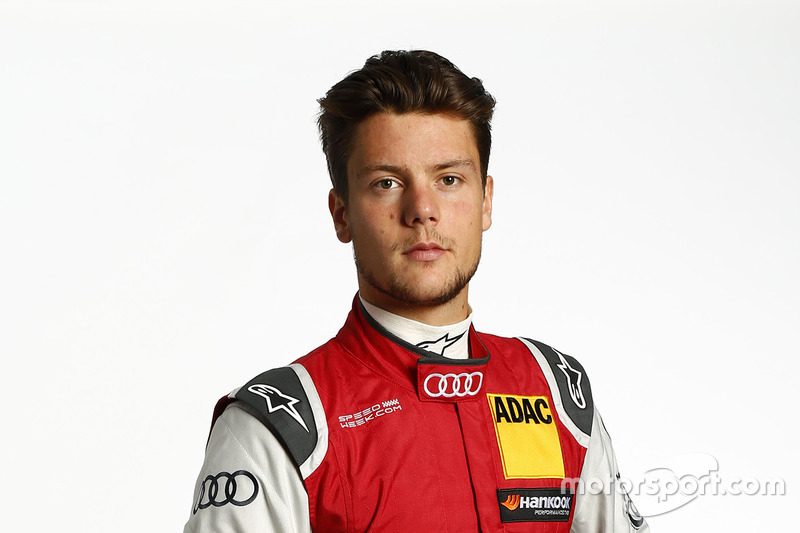 Adrien Tambay, Rosberg-Audi