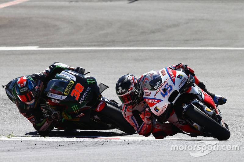 Scott Redding, Octo Pramac Racing, Bradley Smith, Monster Yamaha Tech 3