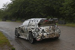 Volkswagen Polo R Plus WRC 2017