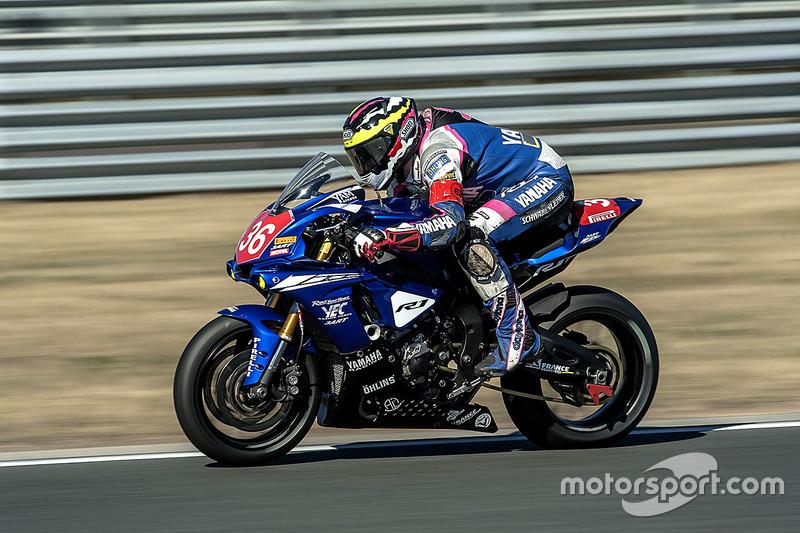 #36, 3ART Yam'Avenue, Yamaha: Louis Bulle, Alex Plancassagne, Lukas Trautmann