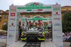 Giandomenico Basso e Jimmy Ghione, Ford Fiesta R5