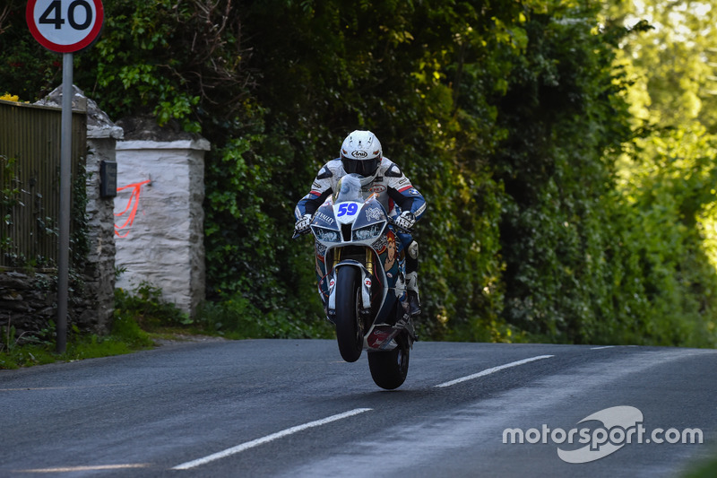 Isle of Man TT: Paul Shoesmith