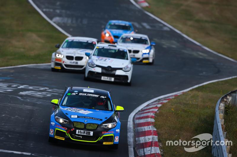 Thomas Jäger, Rudi Adams, BMW M235i Racing Cup