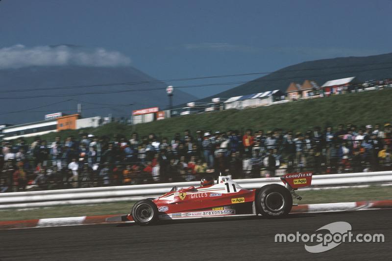 Из 33 Гран При Японии лишь 4 гонки прошли не на «Сузуке» – в 1976, 1977, 2007 и 2008 годах этап принимала трасса «Фудзи»