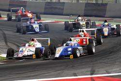 Luca Engstler, Liqui Moly Team Engstler und Felipe Drugovich, Neuhauser Racing