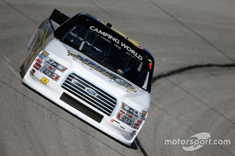 Parker Kligerman, Ricky Benton Racing, Ford