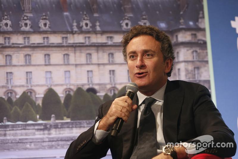 Paris ePrix press conference