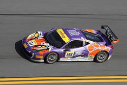#134 Ferrari of Atlanta Ferrari 458: Michael Watt