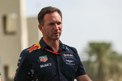 Christian Horner, jefe de equipo de Red Bull Racing Team