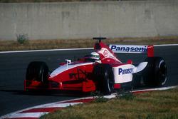 Аллан Макниш, Toyota Motorsport