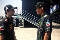 Johann Zarco, Monster Yamaha Tech 3, Hafizh Syahrin, Monster Yamaha Tech 3