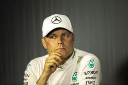 Valtteri Bottas, Mercedes-AMG F1 in the Press Conference