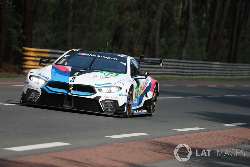 12. LMGTE-Pro: #82 BMW Team MTEK, BMW M8 GTE