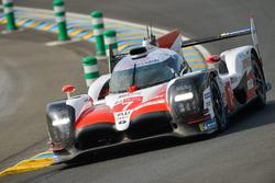 #7 Toyota Gazoo Racing Toyota TS050: Mike Conway, Kamui Kobayashi, Jose Maria Lopez, Fernando Alonso