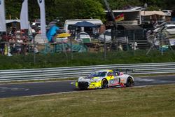 #15 Car Collection Motorsport Audi R8 LMS GT3: Adrien de Leener, Simon Trummer, Pierre Kaffer