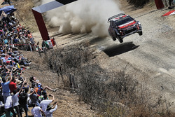 Sébastien Loeb , Daniel Elena, Citroën World Rally Team Citroën C3 WRC